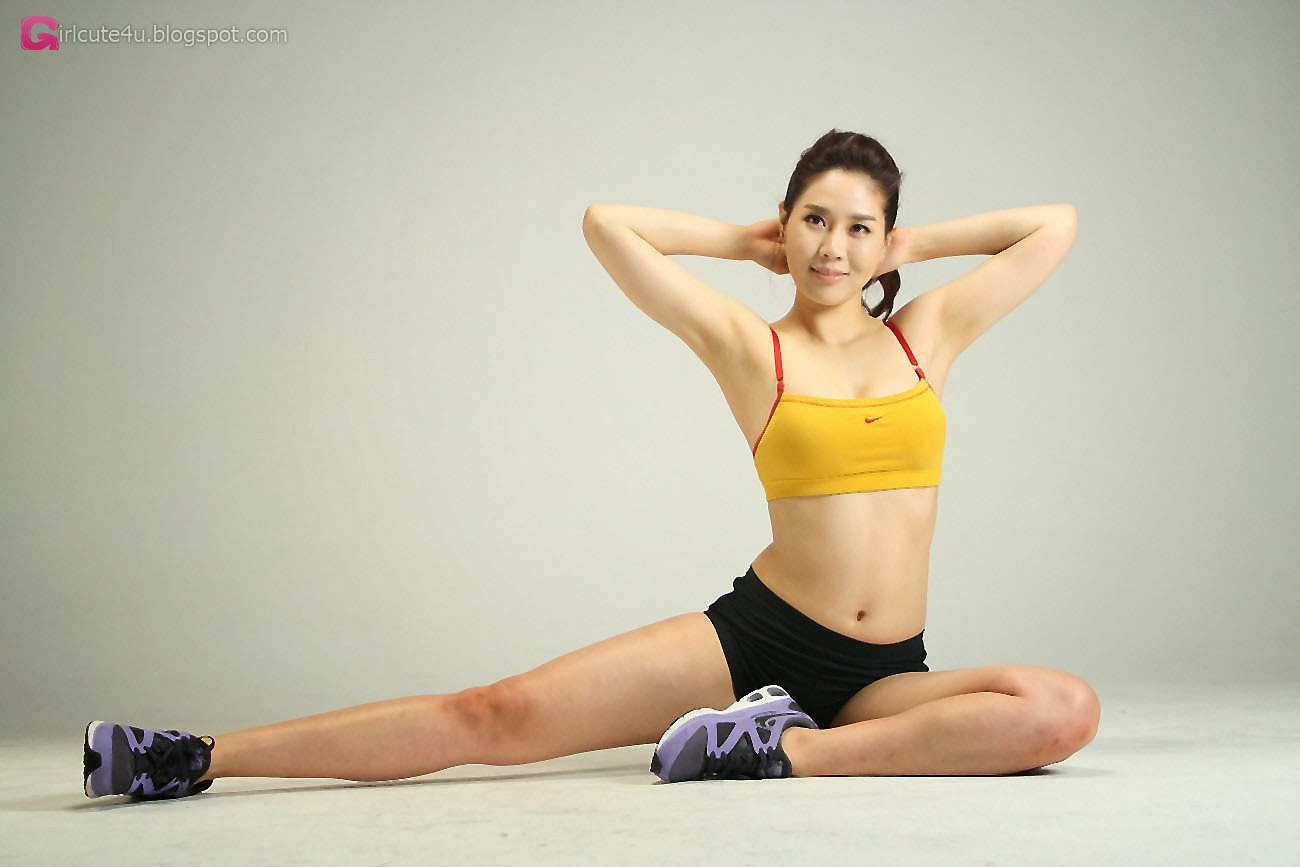1 Lee Seo Hyun - Yogi Wear - very cute asian girl-girlcute4u.blogspot.com