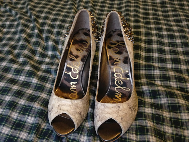 Sam Edelman Lorissa heel shoe