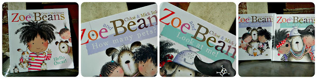 Zoe & Beans by Chloe and Mick Inkpen