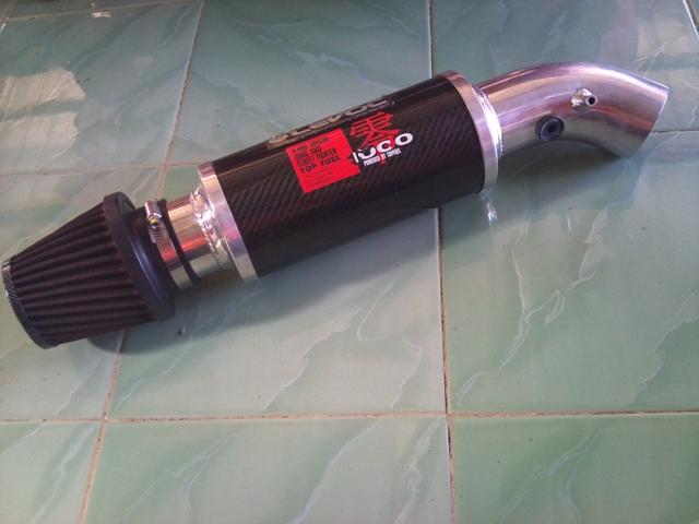 vtec_clan: TOP FUEL CF AIR INTAKE FUNNEL (SOLD !!!)