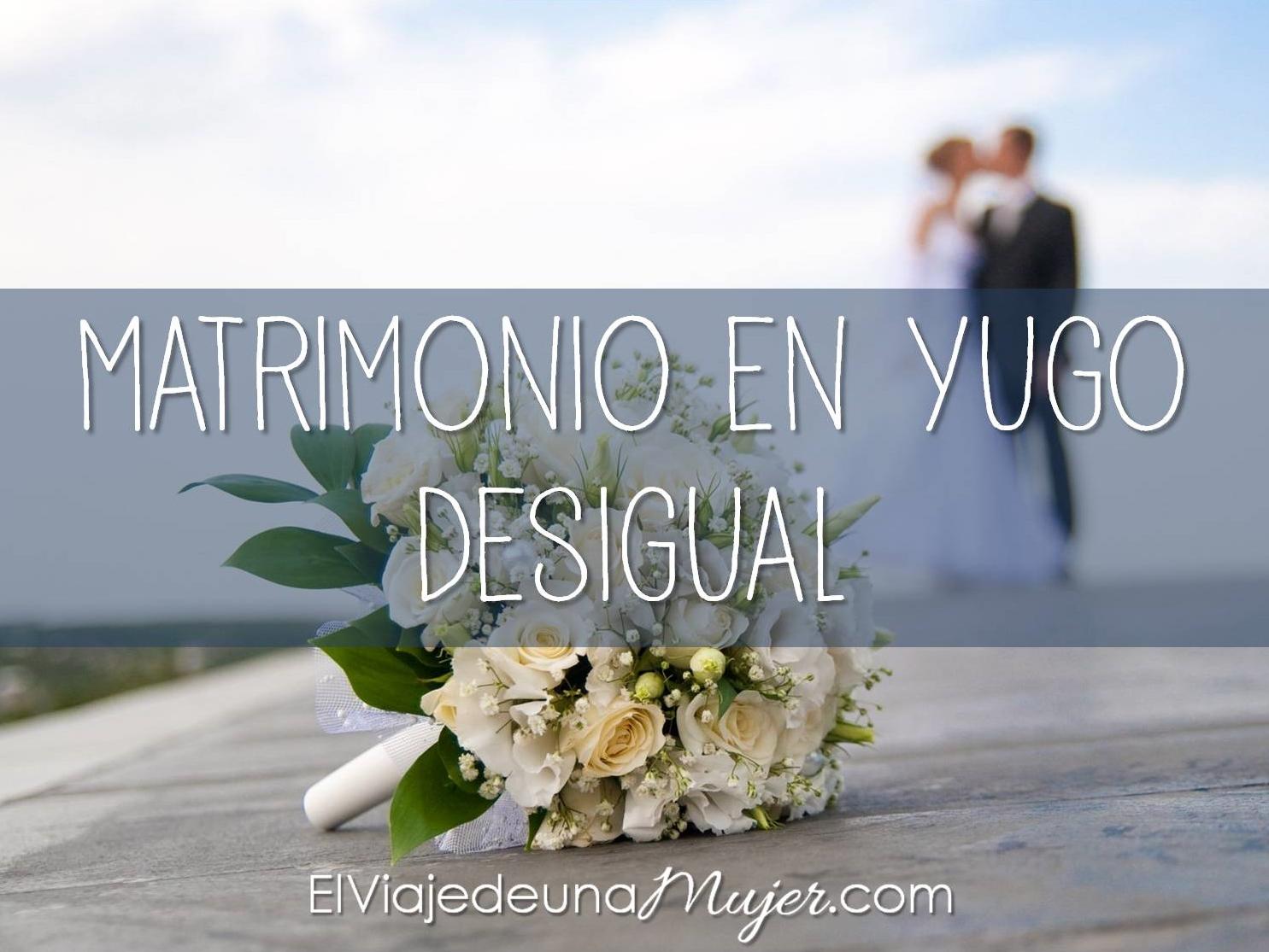 Matrimonio Segun Biblia : Matrimonio en yugo desigual