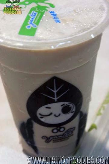 milk black tea