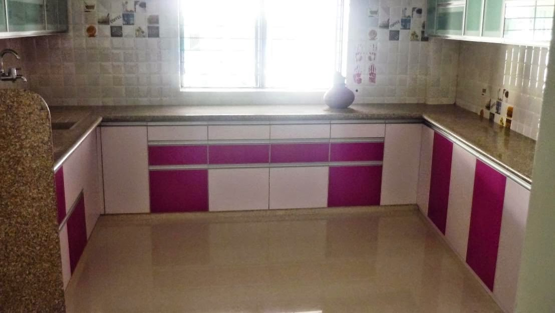 Easy home decorations hobby idea indian kitchen design for Traditional modular kitchen
