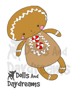 Gingerbread Doll - Free Patterns - Download Free Patterns