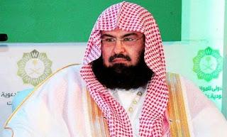 Syeikh Sudais, Imam Masjidil Haram