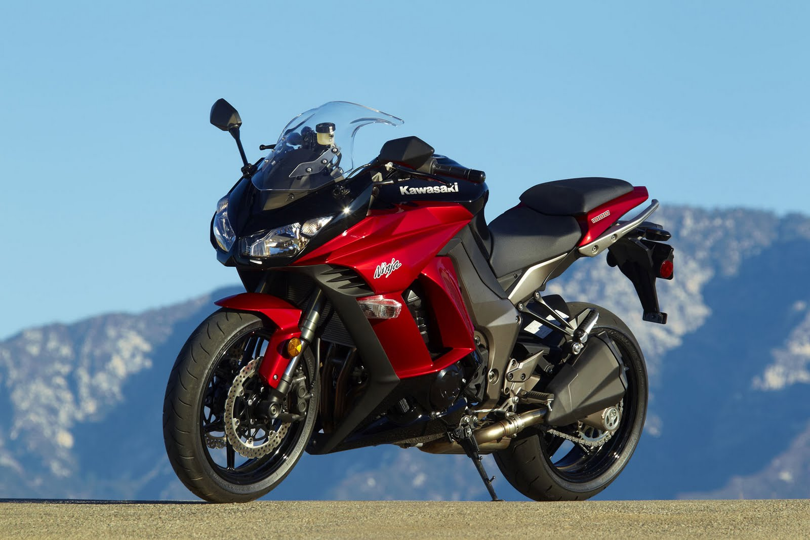 2011 kawasaki ninja 1000 motorcycle