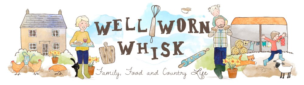 Well Worn Whisk: a blog about family food & country living