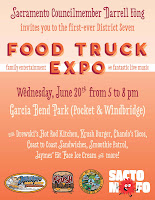 Food Truck Expo tonight in the Pocket