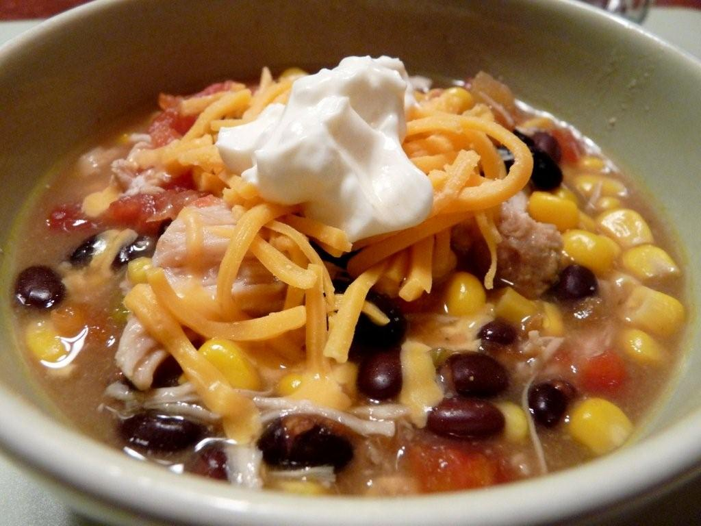 What's for Dinner?: Six Can Chicken Tortilla Soup