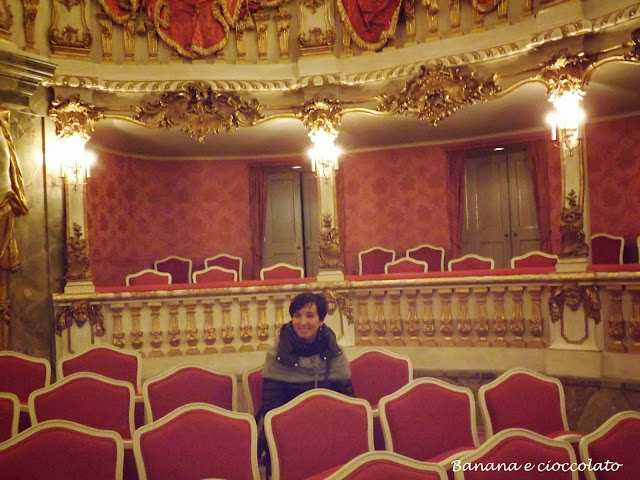 monaco, residenz, teatro Cuvilliés