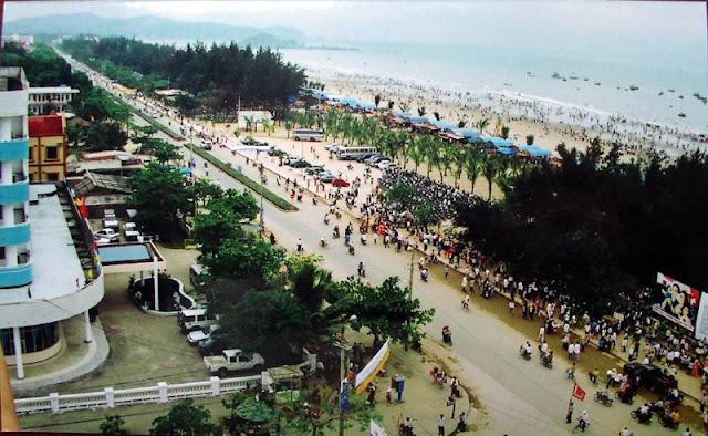 Bãi tắm Cửa Lò - Nghệ An