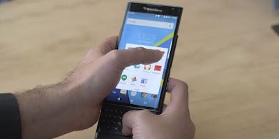 Review Lengkap dari BlackBerry Priv Ponsel Cerdas