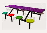 Fibreglass Table