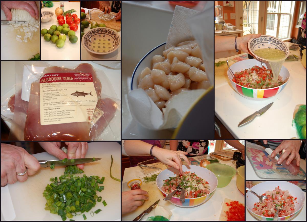 Chatty cooking tartare de marlin ou de thon rouge - Comment cuisiner le thon rouge frais ...