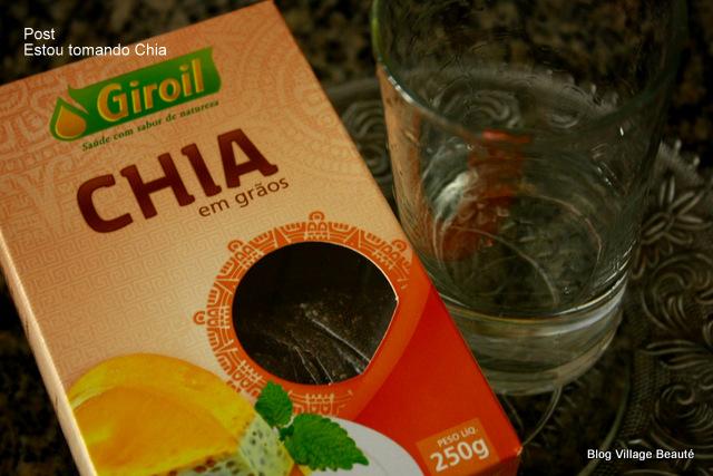 Foto do post benefícios e resultados de tomar Chia