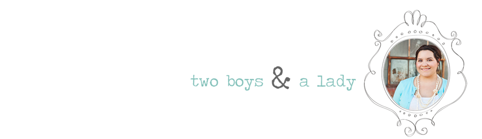 two boys & a lady