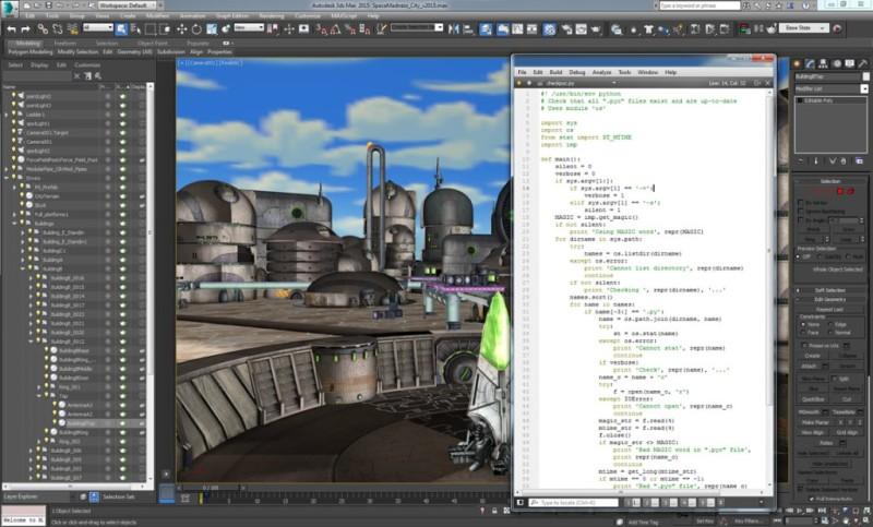 Autodesk 3ds Max 2015 Screeshots by http://jembersantri.blogspot.com
