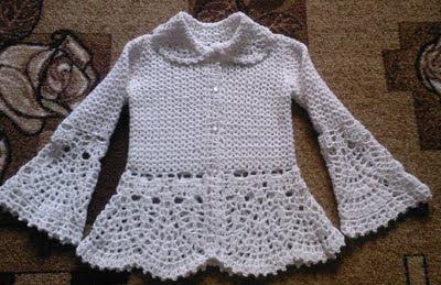 Ищете, где купить вязанную детскую нарядную одежду?