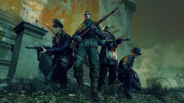 Free Download Sniper Elite Nazi Zombie Army 2 (2014) PC GAME