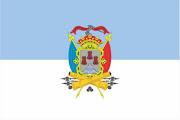 La bandera de Venezuela es el pabellón oficial del país y uno de los tres . ba