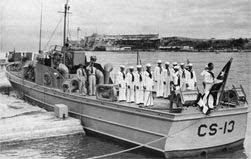 U-boats en el Mar Caribe