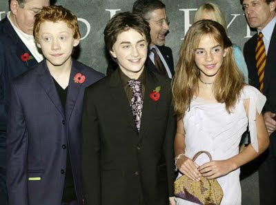 harry potter cast through the years billyinfo7 Evolusi Pelakon Pelakon Filem Harry Potter   Dari Kecil Hingga Dewasa