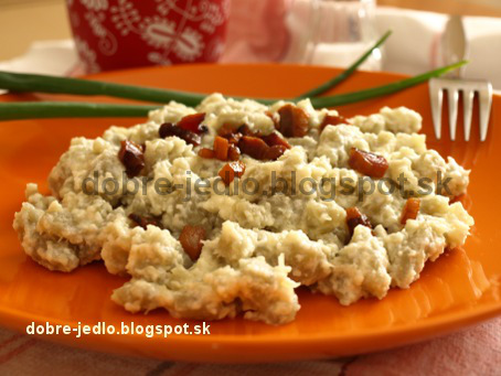 Bryndzové halušky - recepty