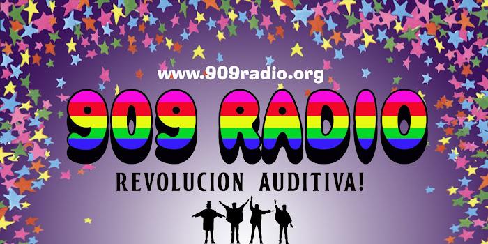 909 Radio - Revolución Auditiva!
