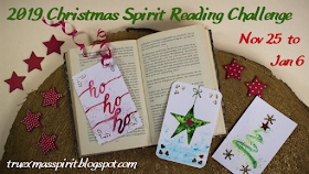 Christmas Spirit Reading Challenge 2019
