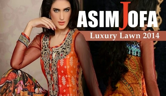 Asim Jofa Luxury Lawn