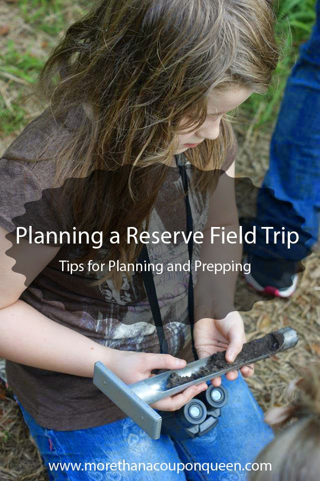 This week we headed out to the local reserve for a field trip. I was really blown away by the quality of the free class we were able to attend. Do you visit your local reserve? It might be worth giving them a call to see if they offer homeschool classes. Here are a few of the things we did as well as a few tips to make your trip the best it can be.