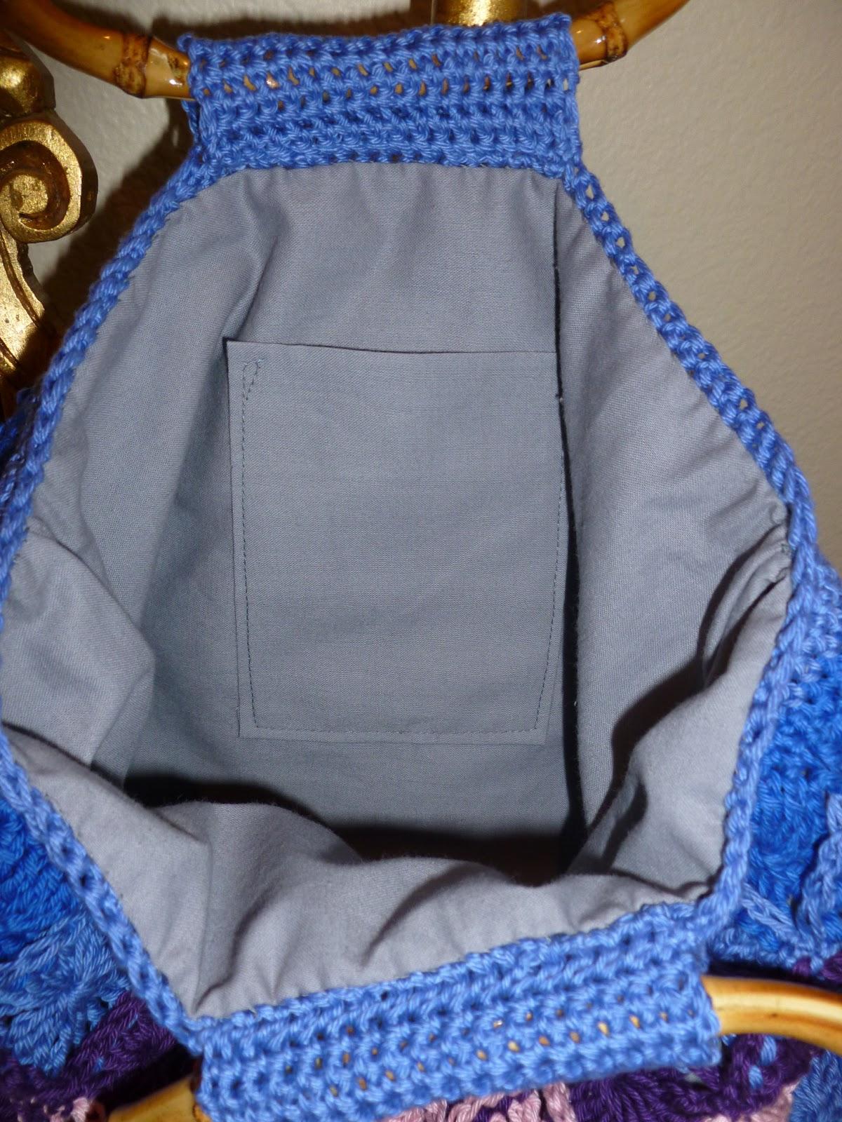 Lilly My Cat: Bavarian Crochet Handbag