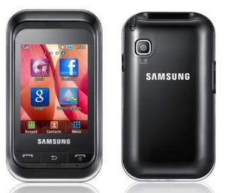Samsung GT-C3303K Champ Harga Bekas Spesifikasi