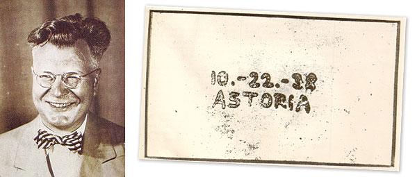 Conheça Chester Carlson, inventor da fotocopiadora.