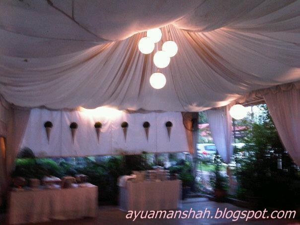 Ayu Aman Shah EVA WEDDING @ PASSION ROADJLN YAP KWAN SENG