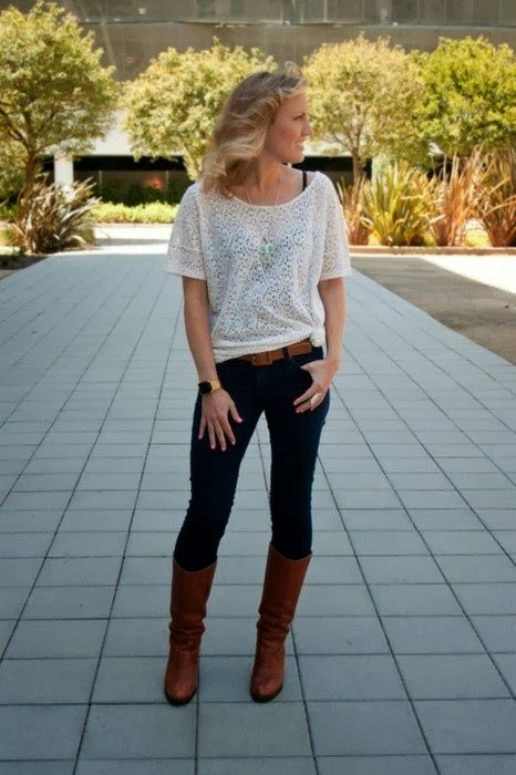 See More Outfits With Riding Boots With A Great Outfit