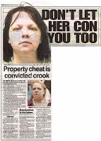 Daily Record: Don't Let Her Con You Too -- Alexandrea Merrell circa 2005
