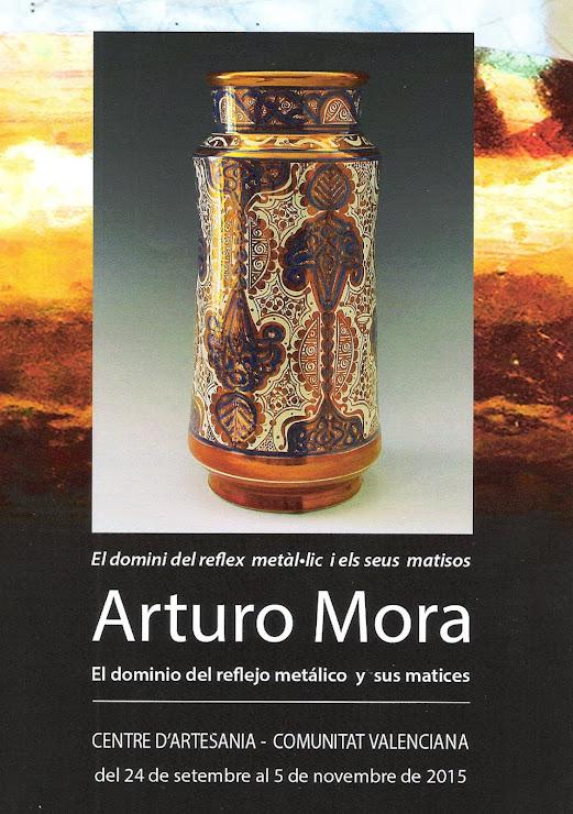 CENTRE D'ARTESANIA: ARTURO MORA
