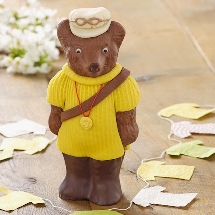 Bettys Chocolate Bear