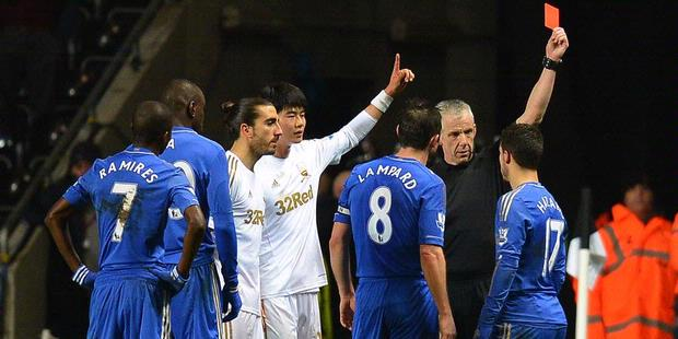 Hasil Swansea City Vs Chelsea