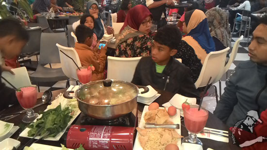 Restoran Glory 78 Steamboat Halal Cameron Highlands