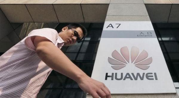 Huawei Akan Sitat Jaringan 5G Pertama di Dunia pada 2018
