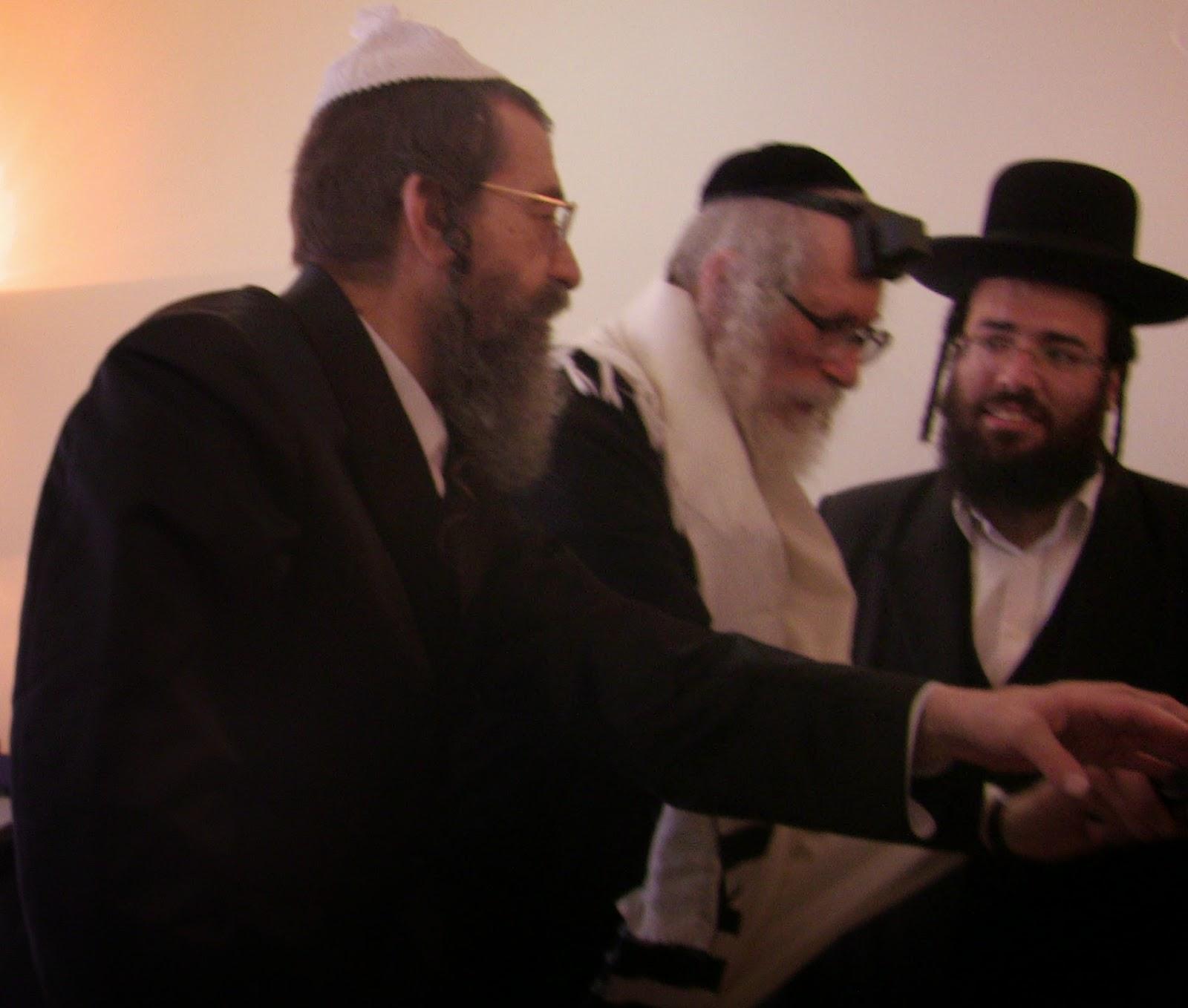 הרב יעקב מאיר שכטר