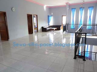 Villa Pacet Mojokerto, villa noer