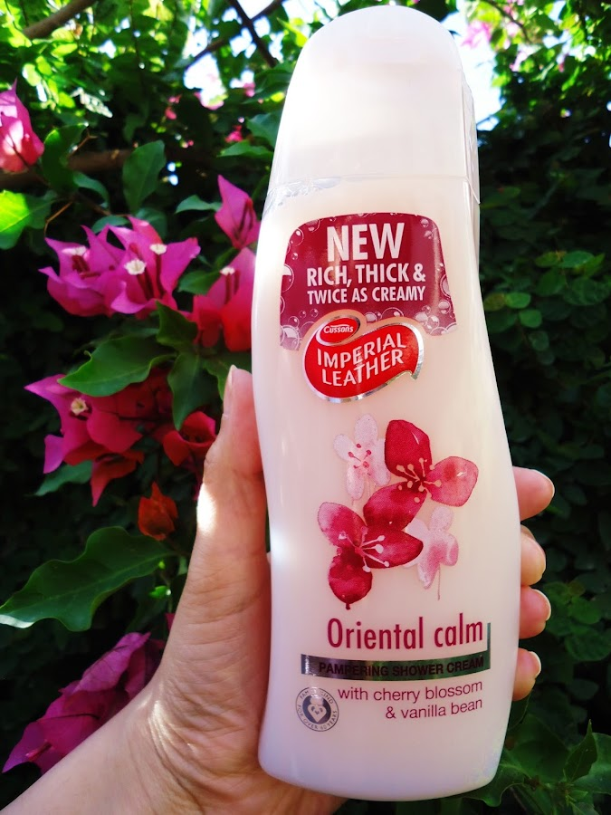 Oriental Calm Pampering Shower Cream by Imperial Leather