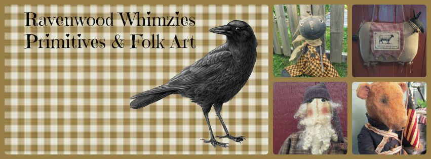 Ravenwood Whimzies Primitives & Folk Art