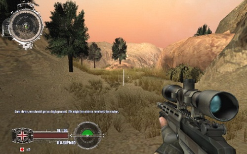 Top shooting game online