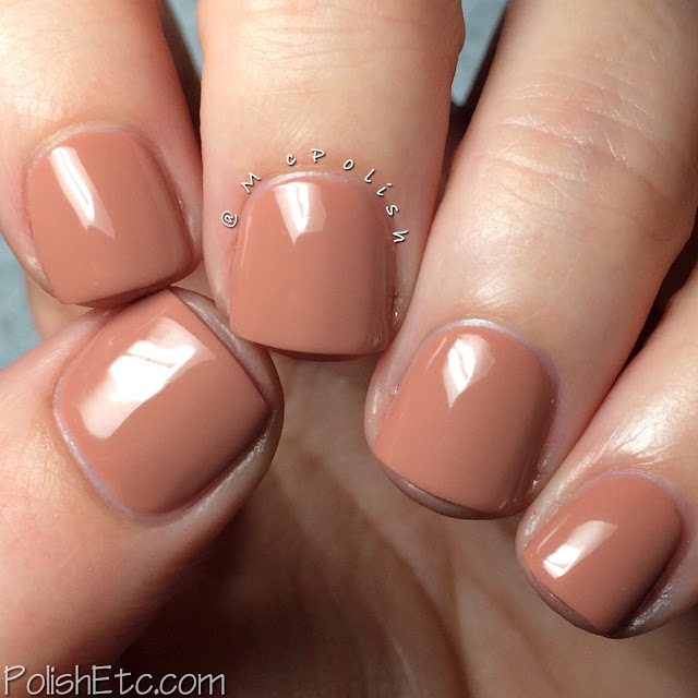 Lisa Nail Lacquer - Fall/Winter 2015 Collection - McPolish - But First, Coffee