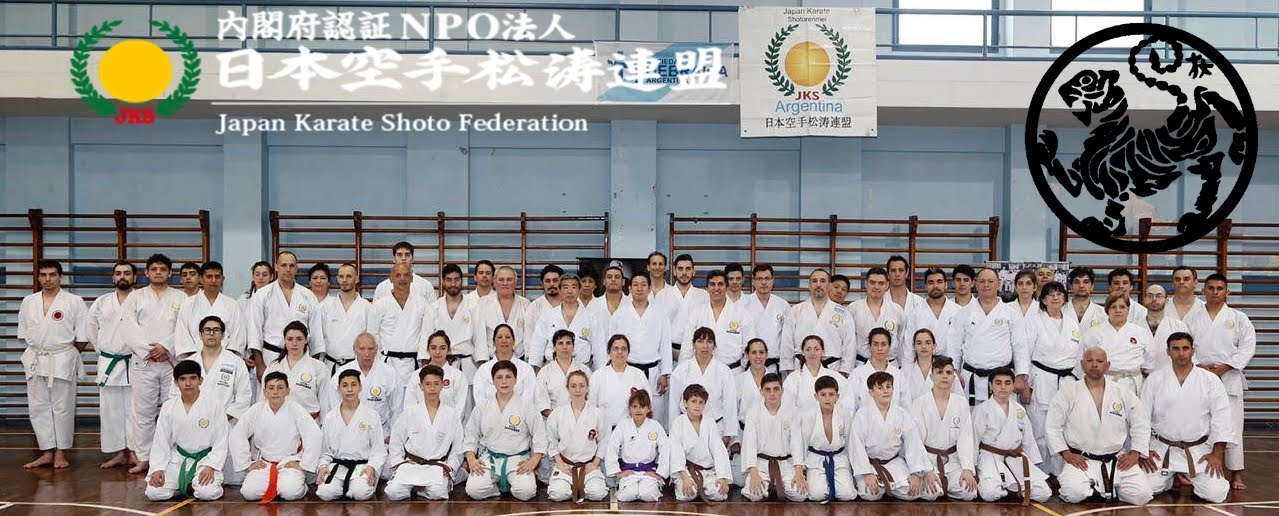 Karate Shotokan Argentina JKS - japan karate Shoto renmei