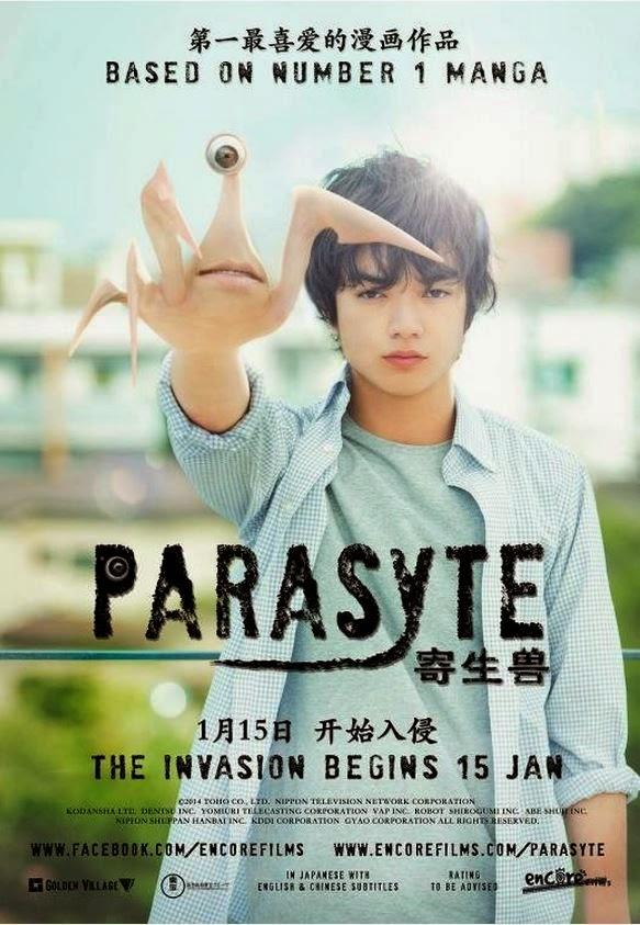 Nuevo vídeo promocional de la segunda película Live Action de Parasite